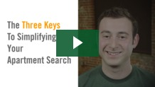 The three keys to simplifying your apartment search - JumpOffCampus